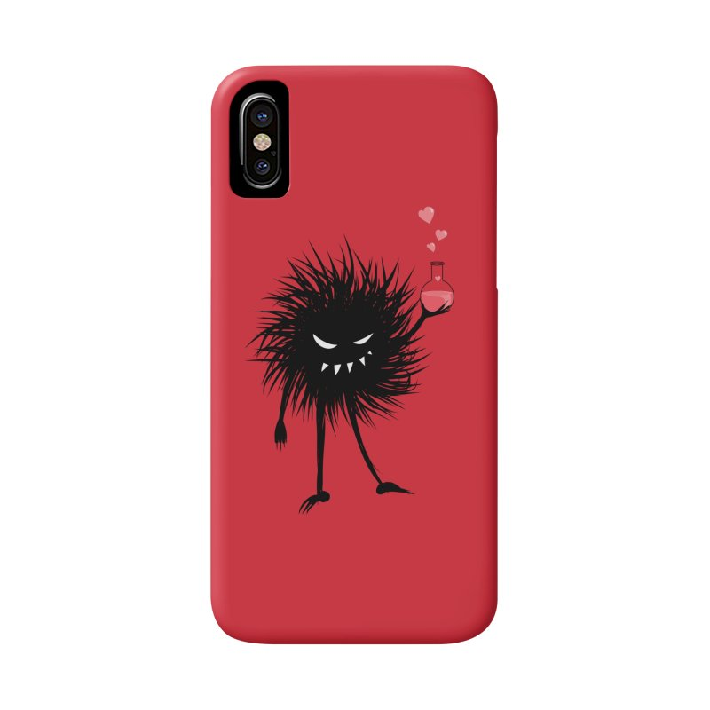 Evil Bug Chemist With Love Potion Accessories Phone Case by Boriana's Artist Shop