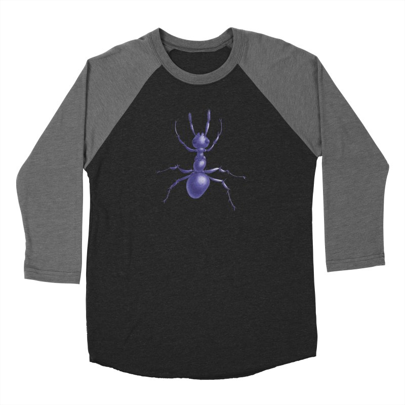 Purple Ant Digital Drawing Women's  by Boriana's Artist Shop