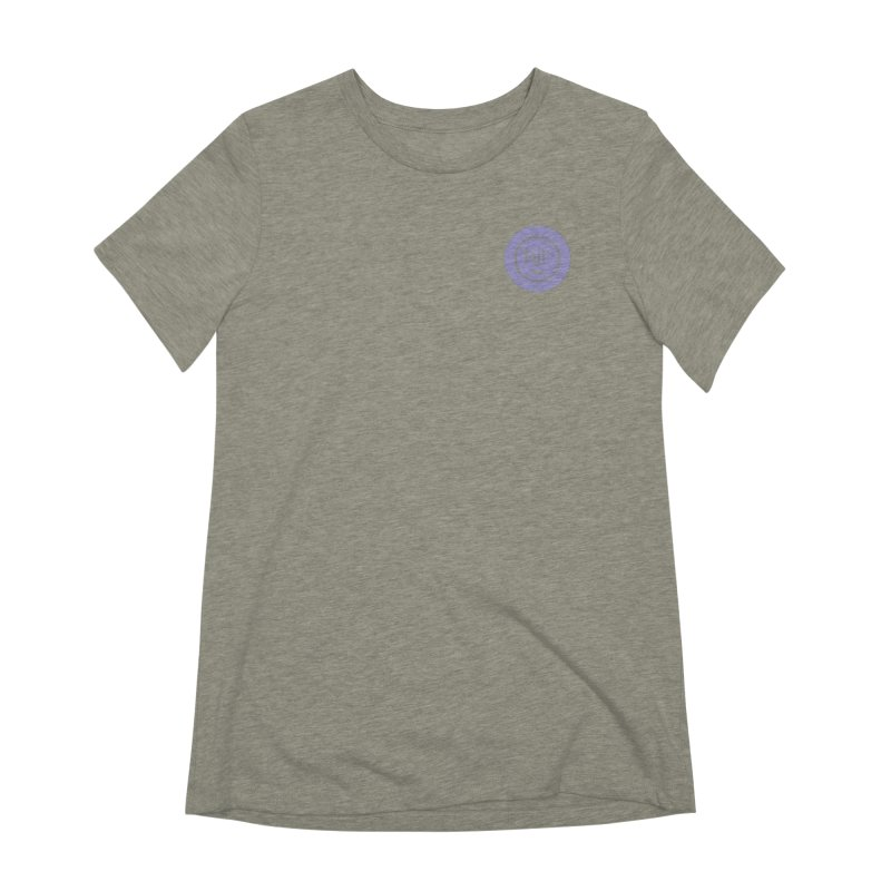 BJR logo Women's Extra Soft T-Shirt by bornjustright's Artist Shop