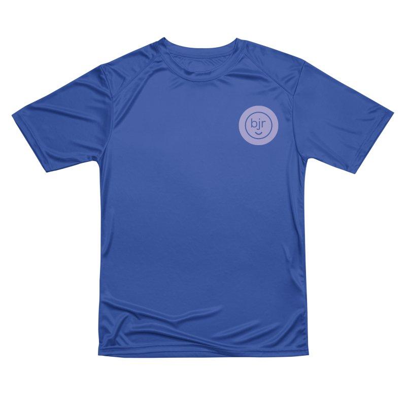 BJR logo Women's Performance Unisex T-Shirt by bornjustright's Artist Shop
