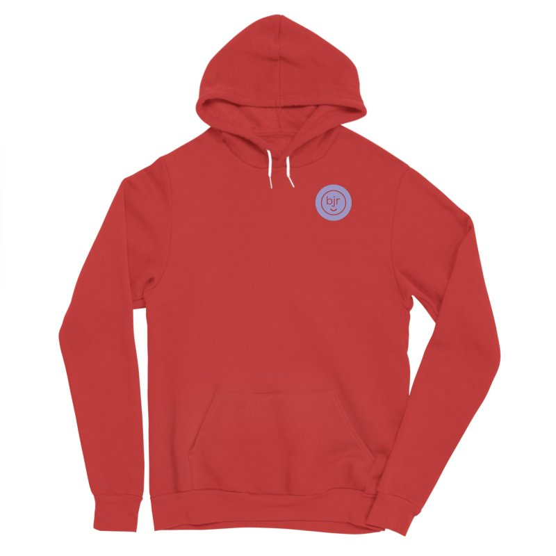 BJR logo Men's Pullover Hoody by bornjustright's Artist Shop