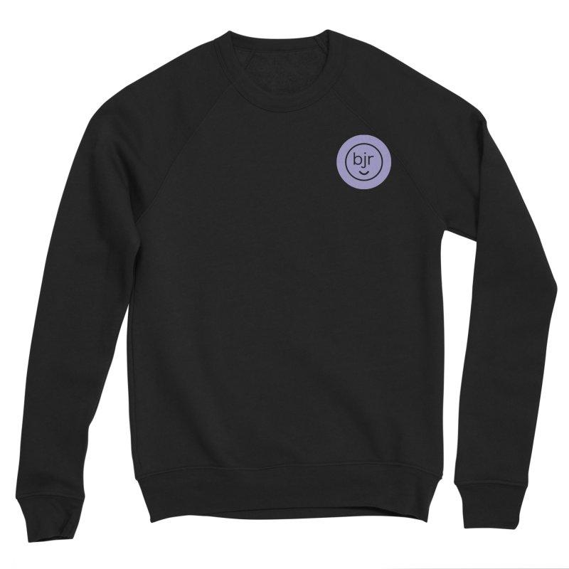 BJR logo Men's Sponge Fleece Sweatshirt by bornjustright's Artist Shop