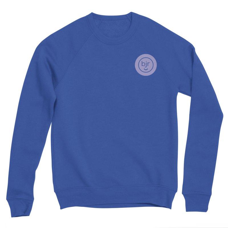 BJR logo Men's Sweatshirt by bornjustright's Artist Shop