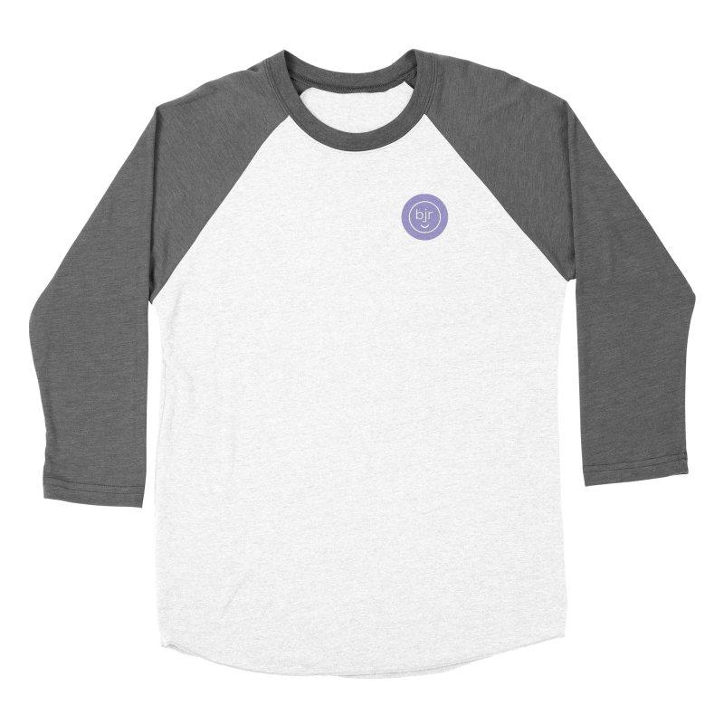 BJR logo Women's Longsleeve T-Shirt by bornjustright's Artist Shop