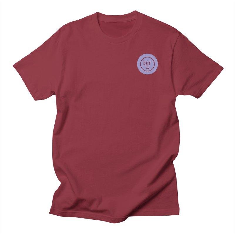 BJR logo Women's Regular Unisex T-Shirt by bornjustright's Artist Shop
