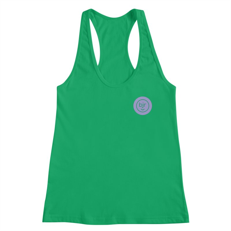 BJR logo Women's Tank by bornjustright's Artist Shop