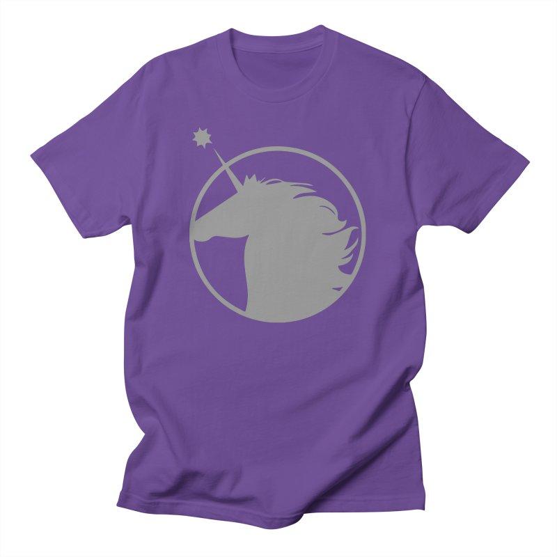 PROJECT UNICORN Men's T-Shirt by bornjustright's Artist Shop