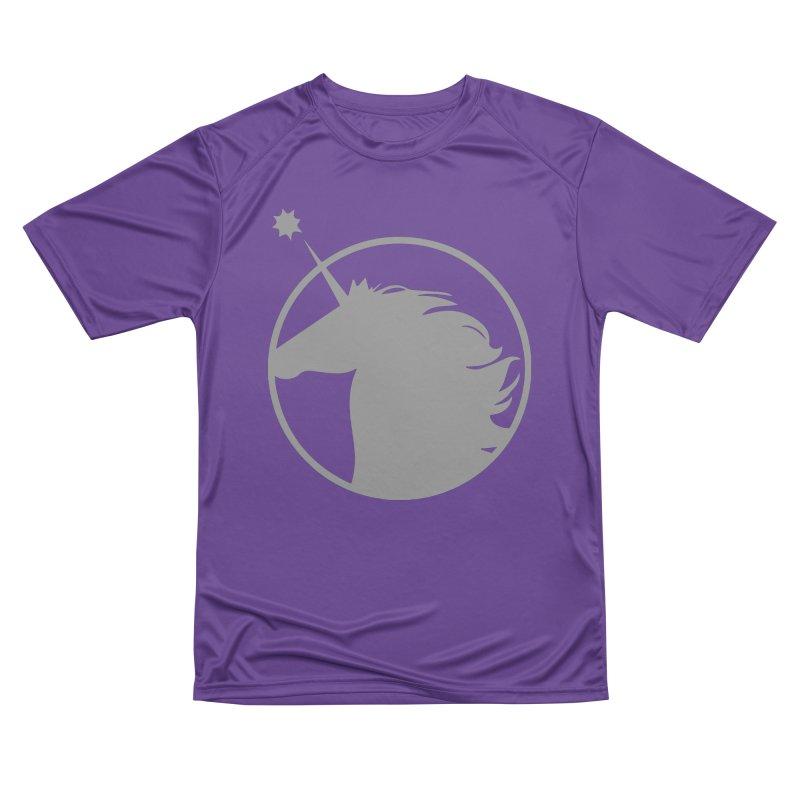 PROJECT UNICORN Men's Performance T-Shirt by bornjustright's Artist Shop
