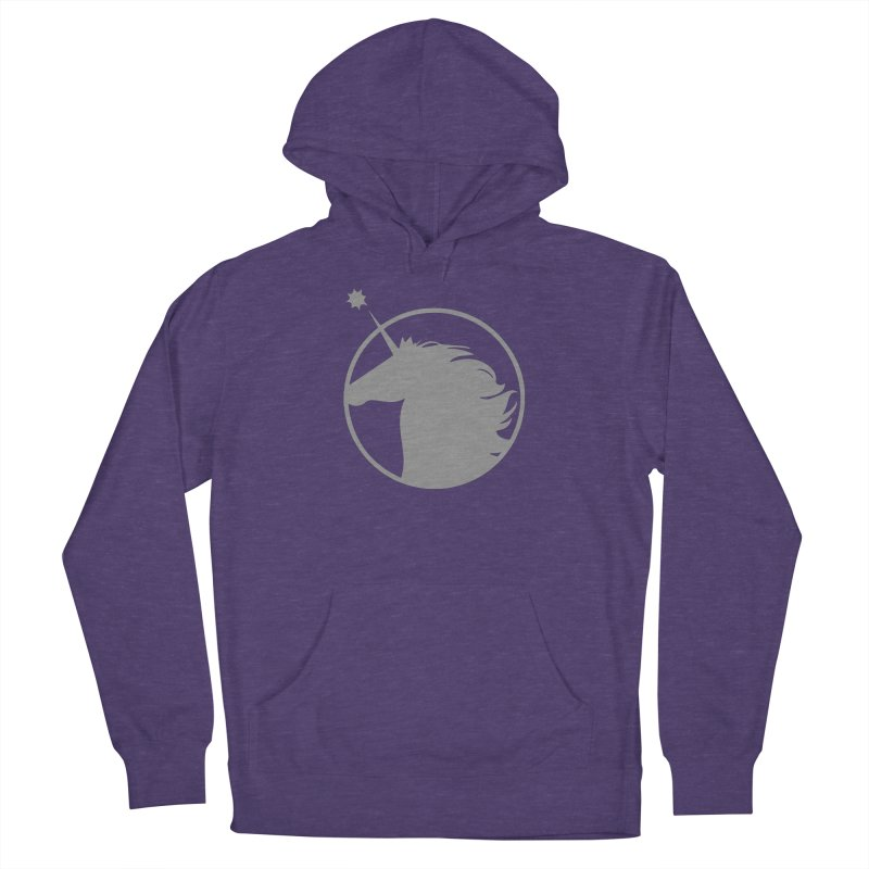 PROJECT UNICORN Men's Pullover Hoody by bornjustright's Artist Shop