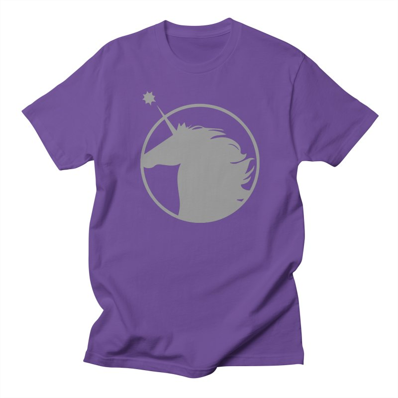 PROJECT UNICORN Men's Regular T-Shirt by bornjustright's Artist Shop