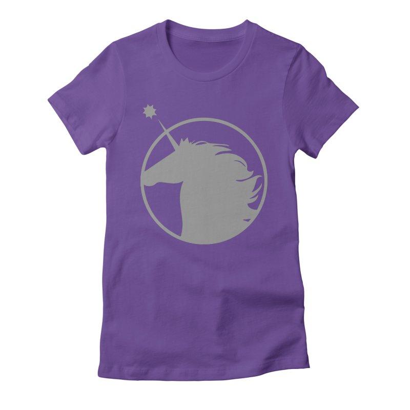 PROJECT UNICORN Women's T-Shirt by bornjustright's Artist Shop