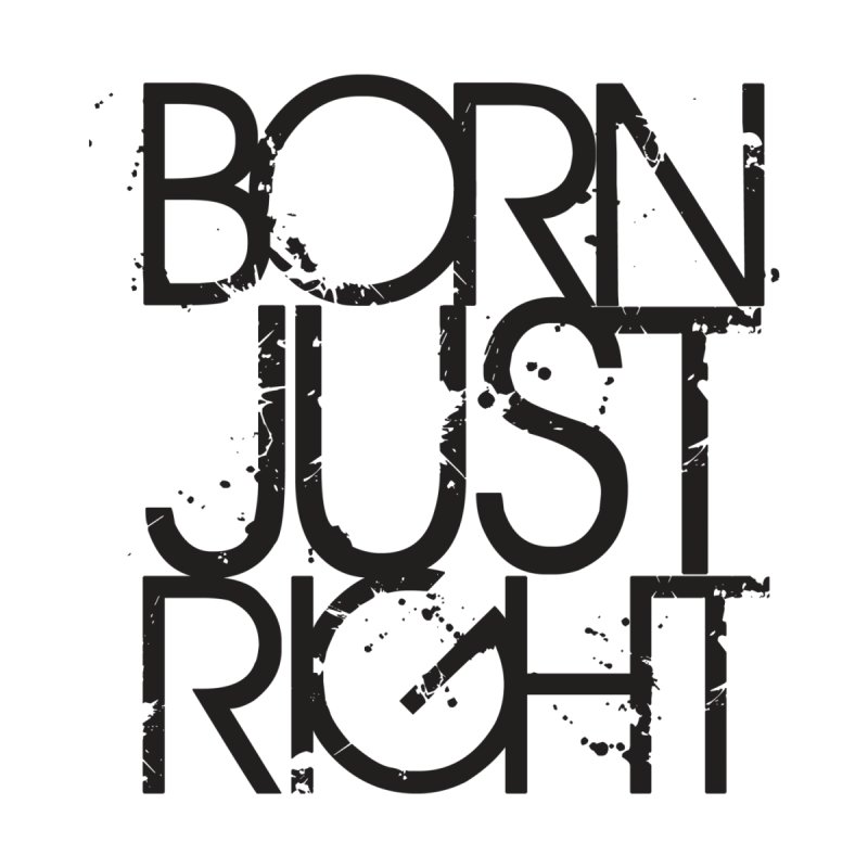 BJR Spray paint Kids Baby Zip-Up Hoody by bornjustright's Artist Shop