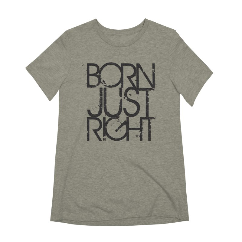 BJR Spray paint Women's Extra Soft T-Shirt by bornjustright's Artist Shop