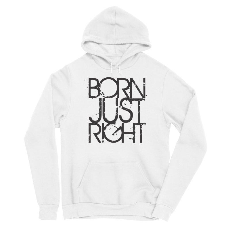 BJR Spray paint Men's Pullover Hoody by bornjustright's Artist Shop