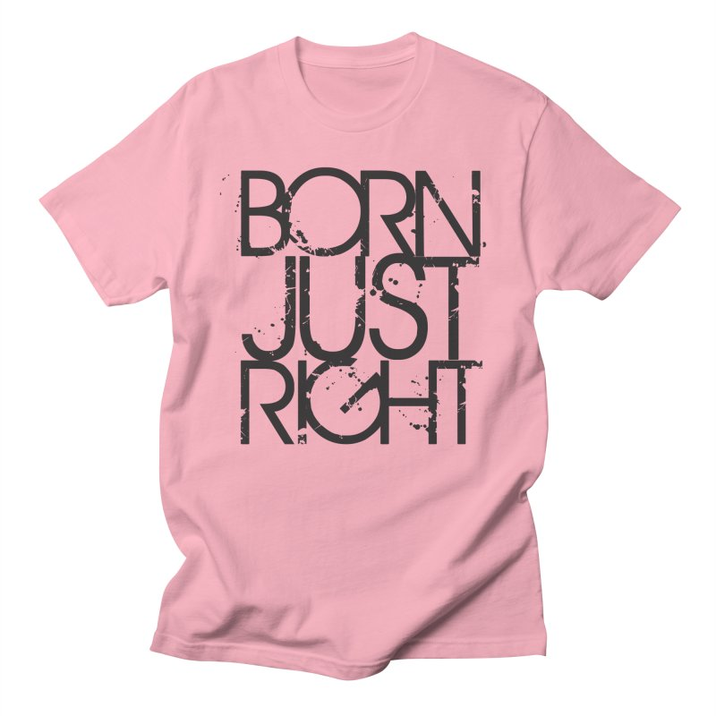 BJR Spray paint Women's Regular Unisex T-Shirt by bornjustright's Artist Shop