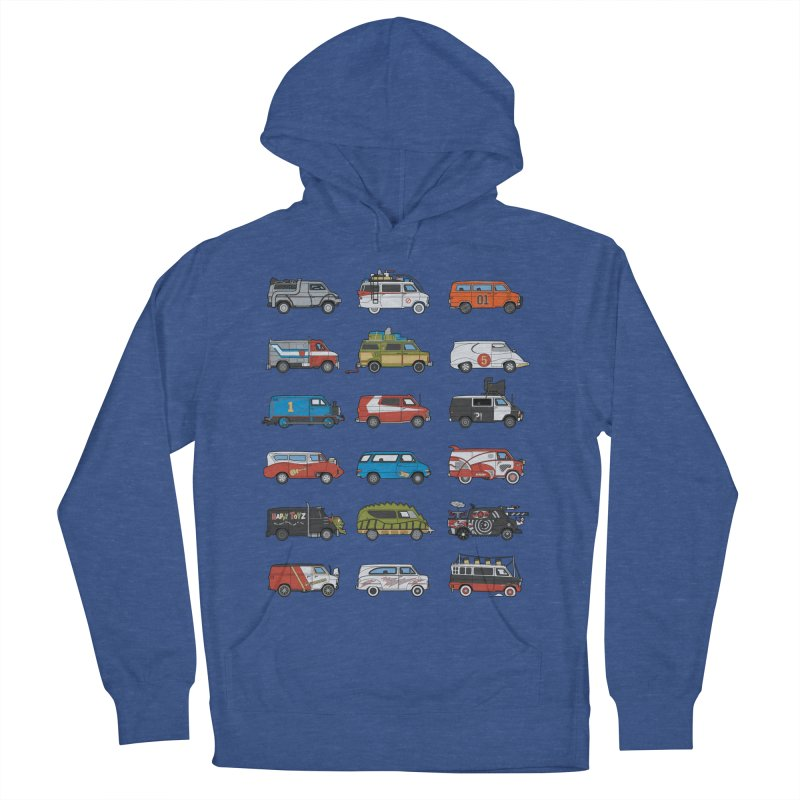 It Would Have Been Cooler as a Van 3.0 Women's French Terry Pullover Hoody by bortwein's Artist Shop