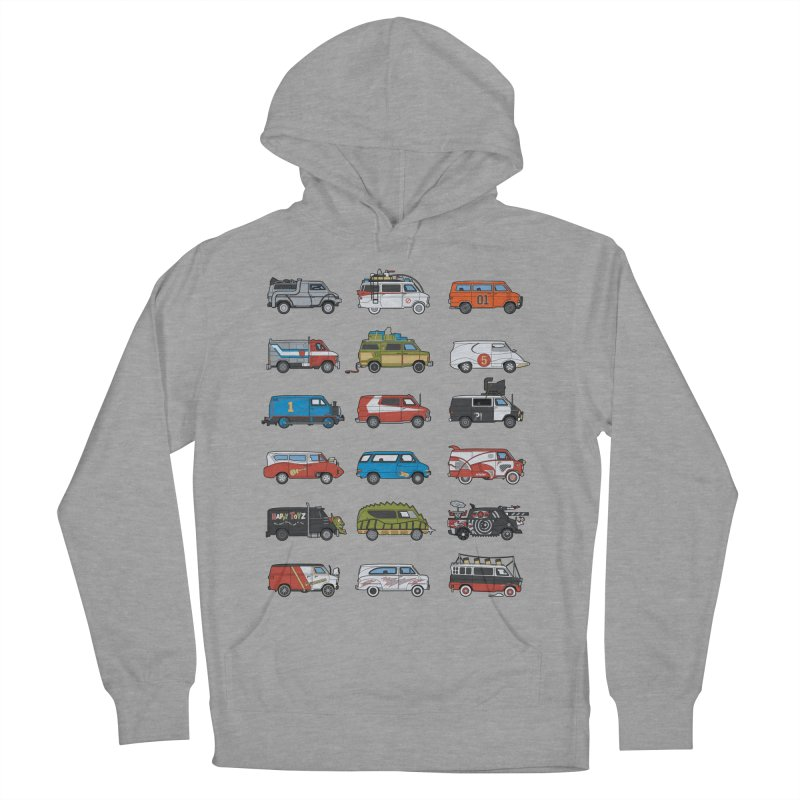 It Would Have Been Cooler as a Van 3.0 Women's Pullover Hoody by bortwein's Artist Shop