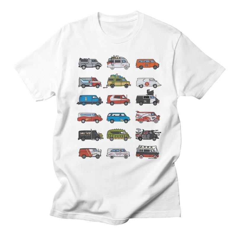It Would Have Been Cooler as a Van 3.0 Men's T-Shirt by bortwein's Artist Shop
