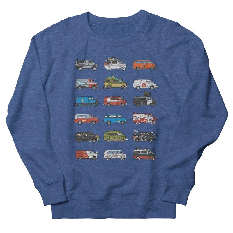 It Would Have Been Cooler as a Van 3.0 Women's Sweatshirt by bortwein's Artist Shop