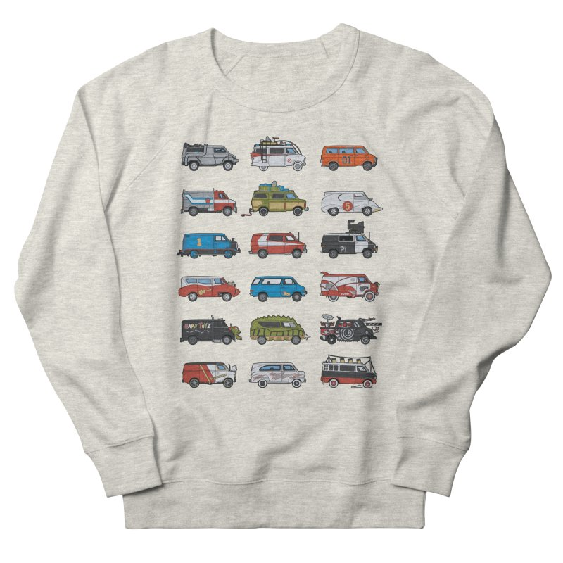 It Would Have Been Cooler as a Van 3.0 Women's Sweatshirt by bortwein's Artist Shop