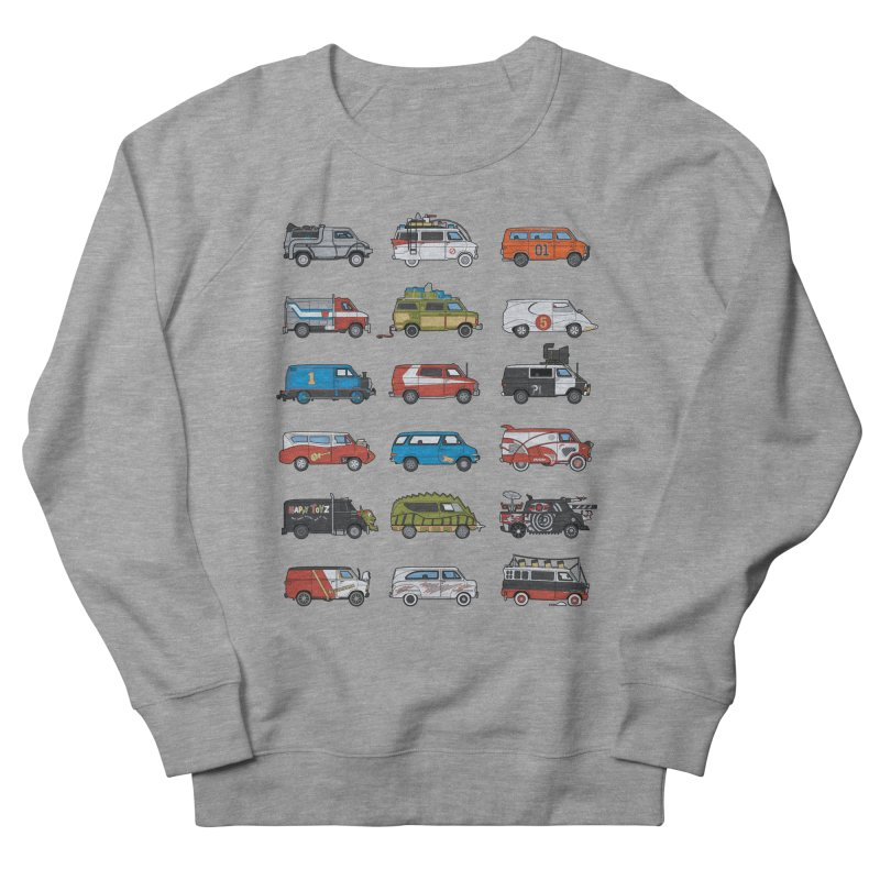 It Would Have Been Cooler as a Van 3.0 Men's Sweatshirt by bortwein's Artist Shop
