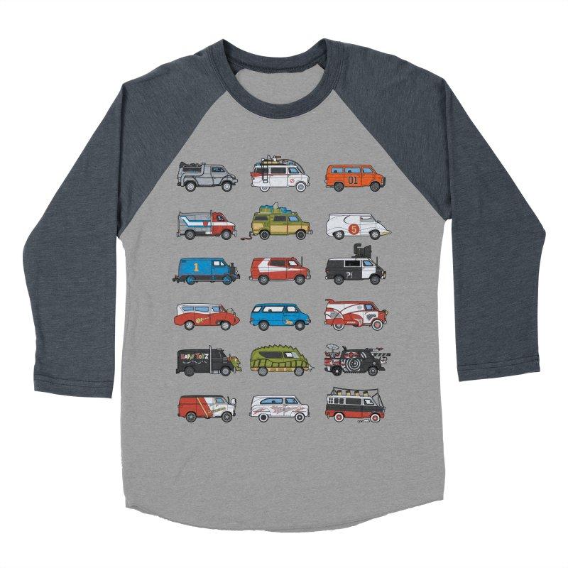 It Would Have Been Cooler as a Van 3.0 Women's Baseball Triblend T-Shirt by bortwein's Artist Shop