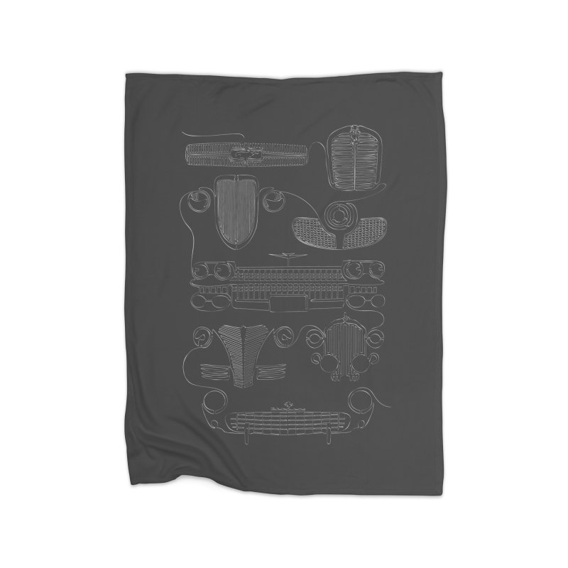 Classic Grills Home Blanket by bortwein's Artist Shop