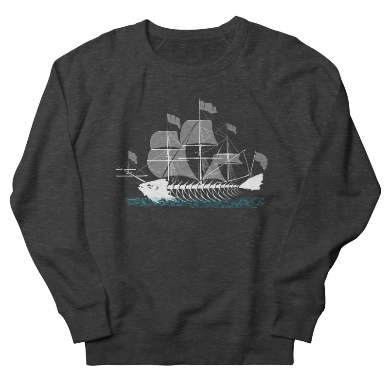 Cutter Fish Women's Sweatshirt by bortwein's Artist Shop