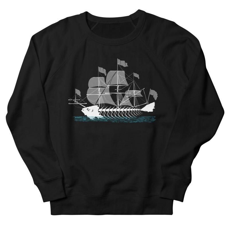 Cutter Fish Men's Sweatshirt by bortwein's Artist Shop