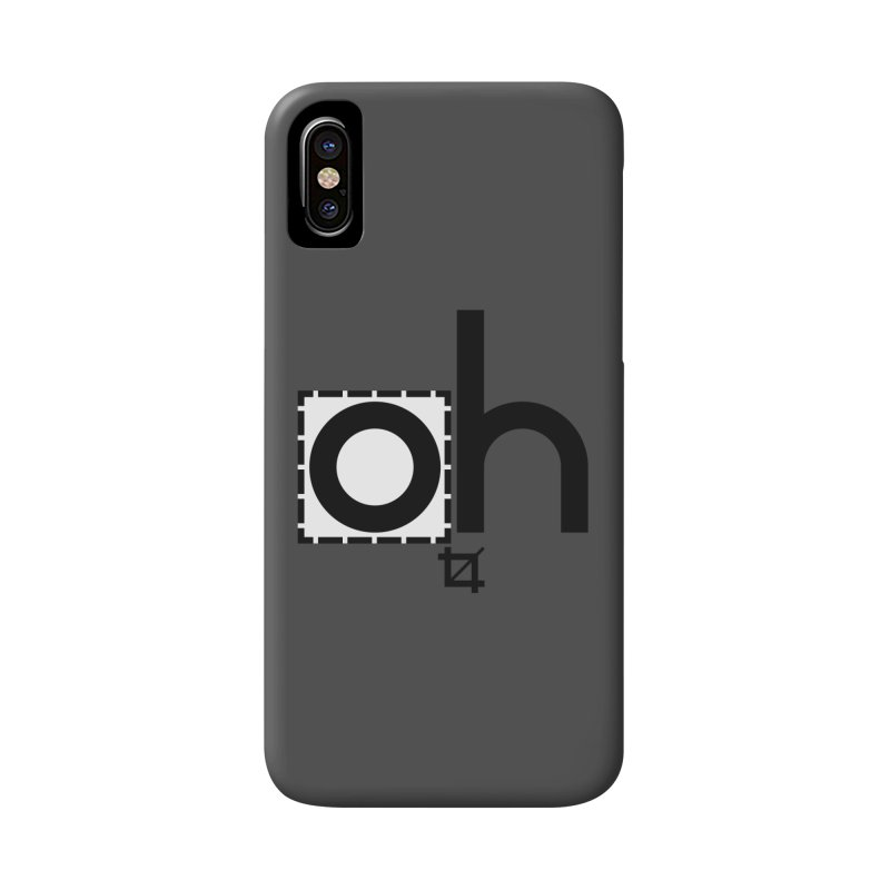 oh crop Accessories Phone Case by bortwein's Artist Shop