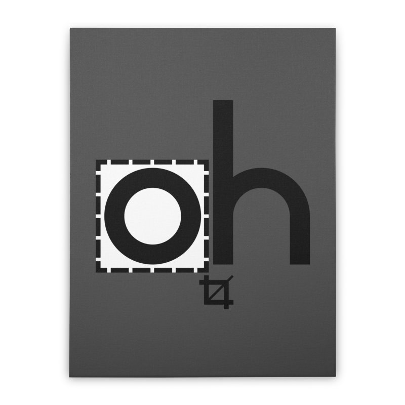 oh crop Home Stretched Canvas by bortwein's Artist Shop