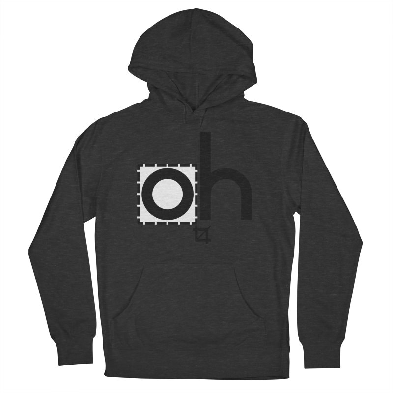 oh crop Men's Pullover Hoody by bortwein's Artist Shop