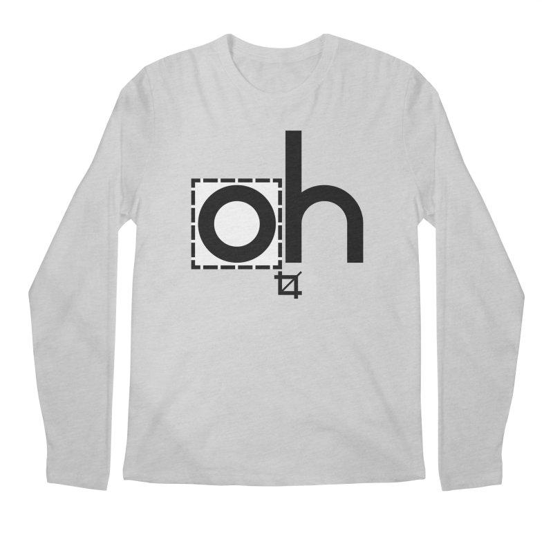 oh crop Men's Longsleeve T-Shirt by bortwein's Artist Shop