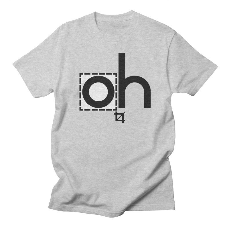 oh crop Men's T-shirt by bortwein's Artist Shop