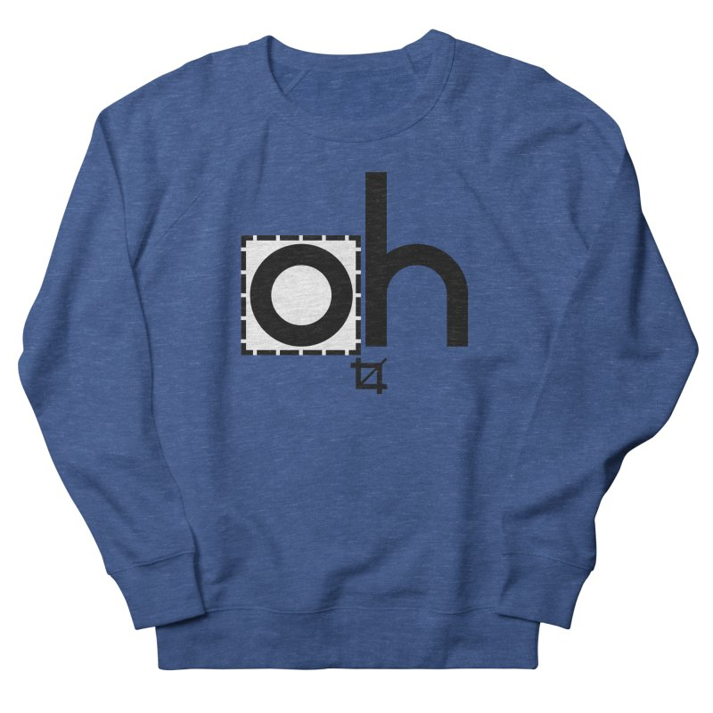 oh crop Men's Sweatshirt by bortwein's Artist Shop