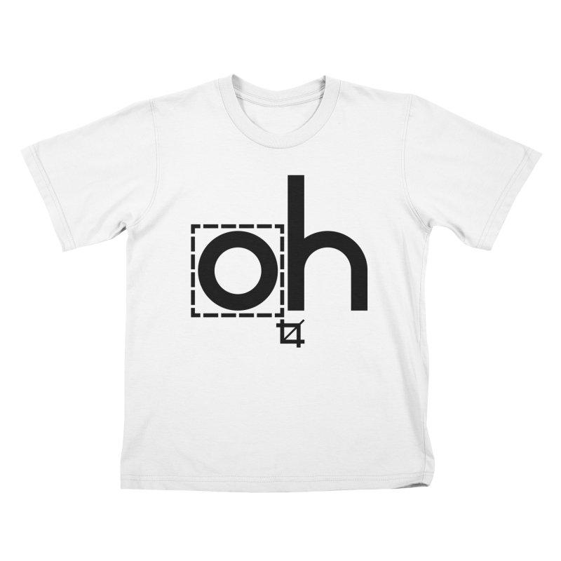 oh crop Kids T-Shirt by bortwein's Artist Shop