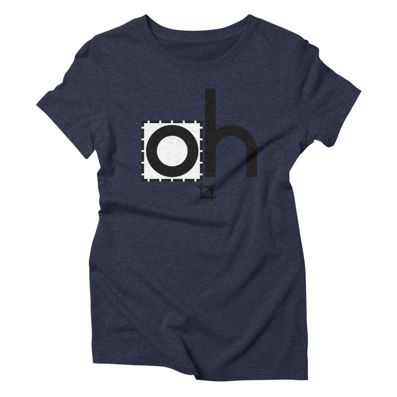 oh crop Women's Triblend T-Shirt by bortwein's Artist Shop