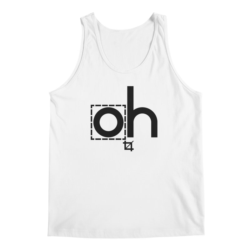 oh crop Men's Tank by bortwein's Artist Shop