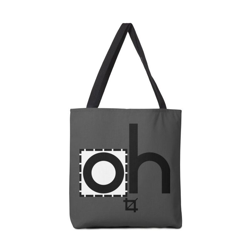 oh crop Accessories Bag by bortwein's Artist Shop