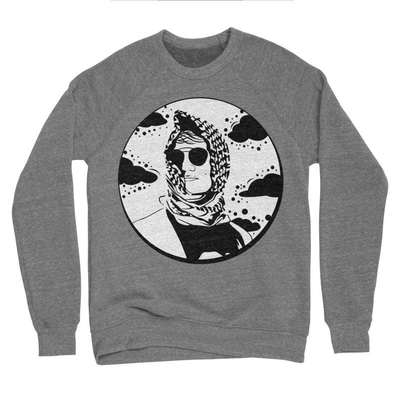 Josh Men's Sponge Fleece Sweatshirt by Boshik's Tshirt Shop
