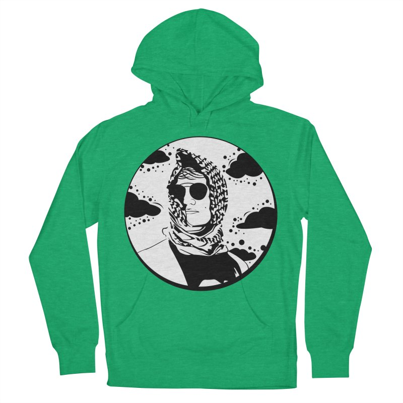 Josh Men's French Terry Pullover Hoody by Boshik's Tshirt Shop