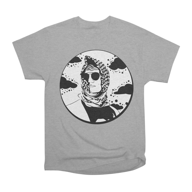 Josh Men's Heavyweight T-Shirt by Boshik's Tshirt Shop