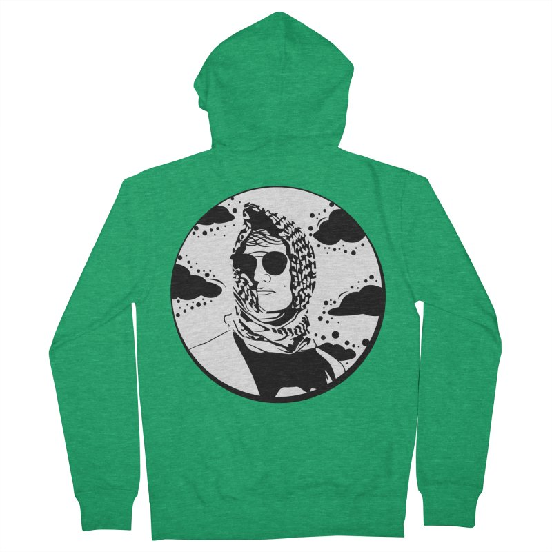 Josh Men's Zip-Up Hoody by Boshik's Tshirt Shop