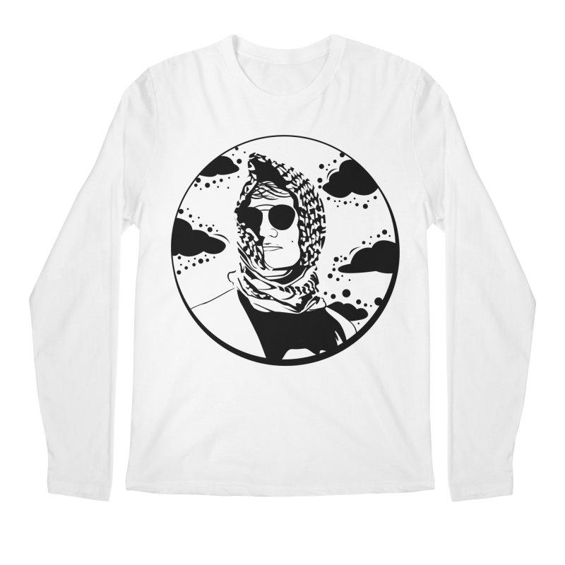 Josh Men's Regular Longsleeve T-Shirt by Boshik's Tshirt Shop