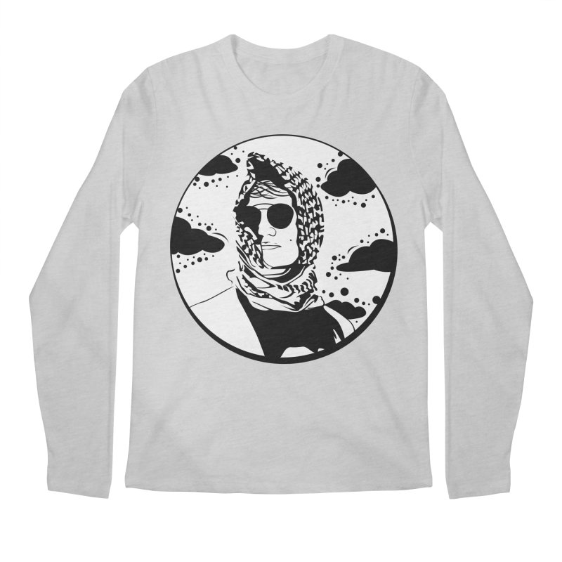 Josh Men's Regular Longsleeve T-Shirt by Boshik's Tshirt Shop