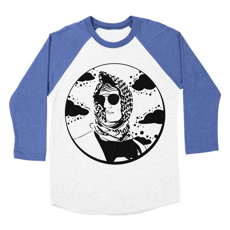 Josh Women's Baseball Triblend Longsleeve T-Shirt by Boshik's Tshirt Shop