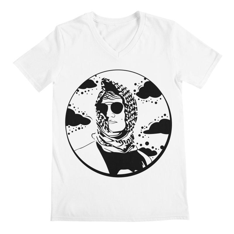 Josh Men's V-Neck by Boshik's Tshirt Shop