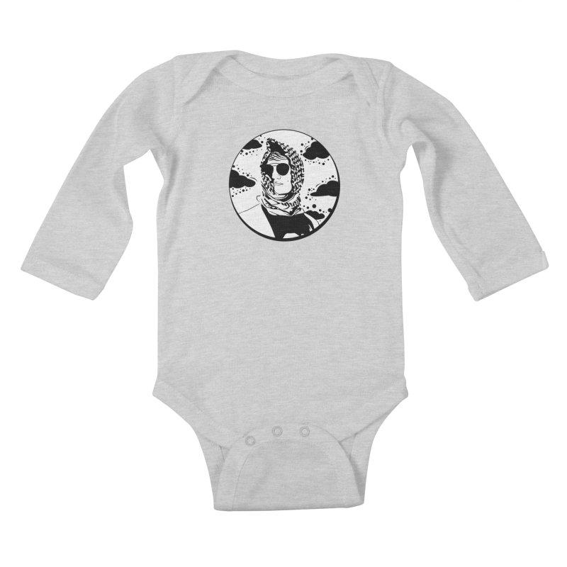Josh Kids Baby Longsleeve Bodysuit by Boshik's Tshirt Shop