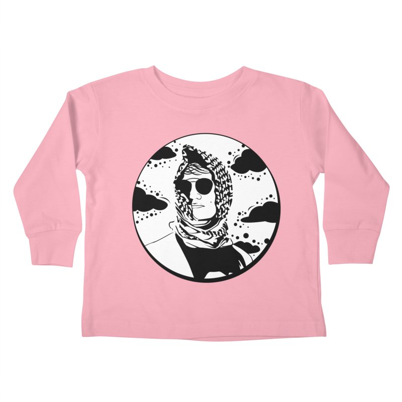 Josh Kids Toddler Longsleeve T-Shirt by Boshik's Tshirt Shop