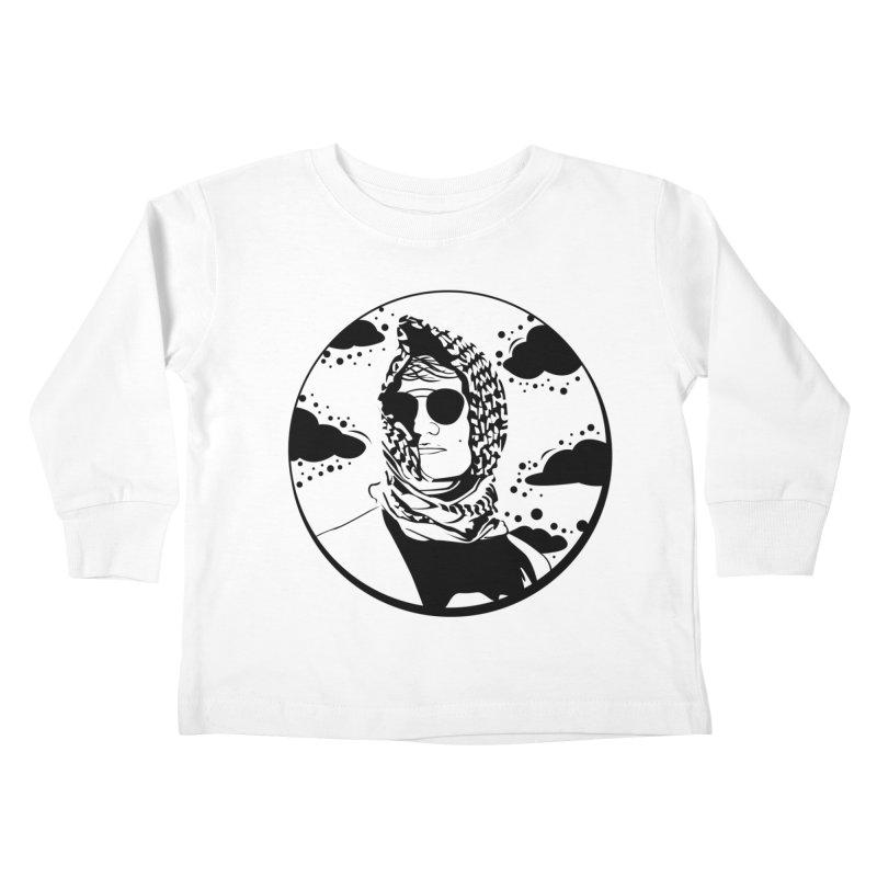 Josh Kids Toddler Longsleeve T-Shirt by Boshik's Tshirt Shop